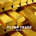 Trading gold on Olymp Trade