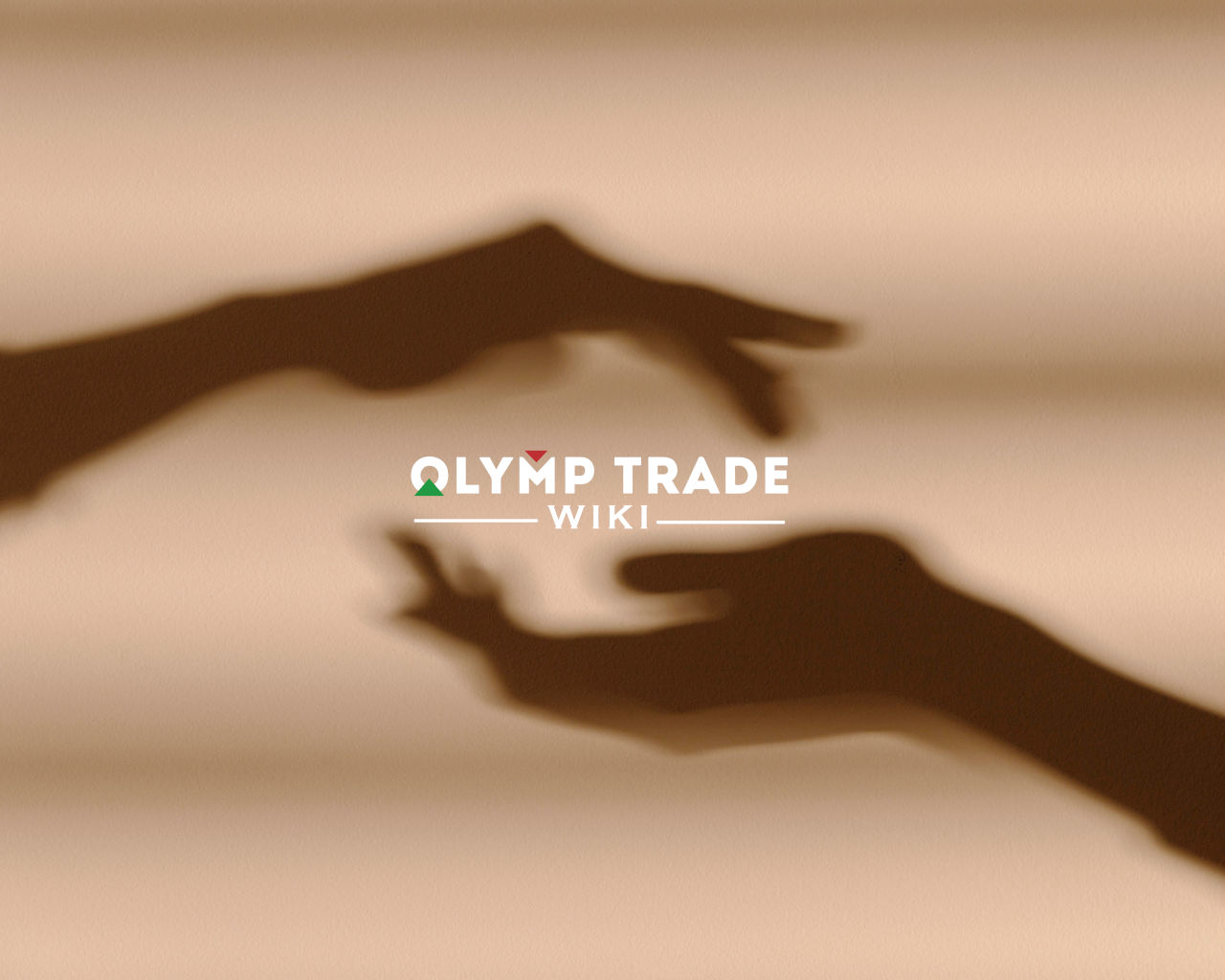 candle shadows on Olymp Trade
